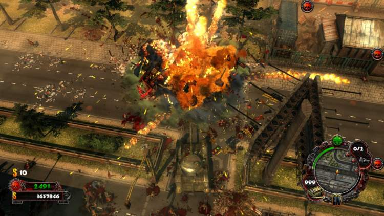 Đang miễn phí Zombie Driver HD trên Steam