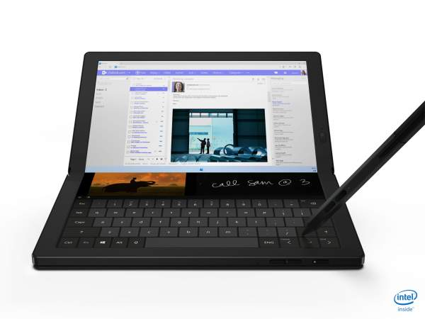 CES 2020: Lenovo ra mắt thiết kế Foldable của tương lai và máy tính 5G đầu tiên trên thế giới 2