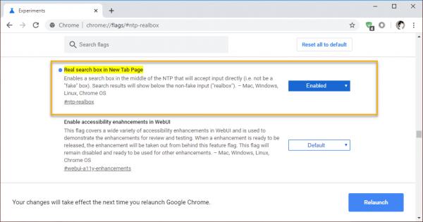 2020 01 02 15 46 42 600x315 - Cách tìm kiếm trên Search box trang New Tab trình duyệt Chrome