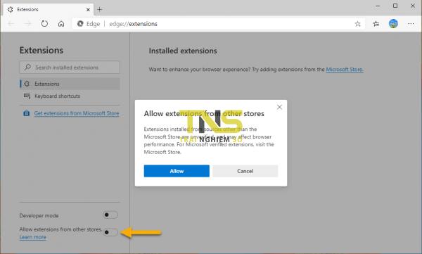 20 thủ thuật cần biết khi dùng Microsoft Edge Chromium 19