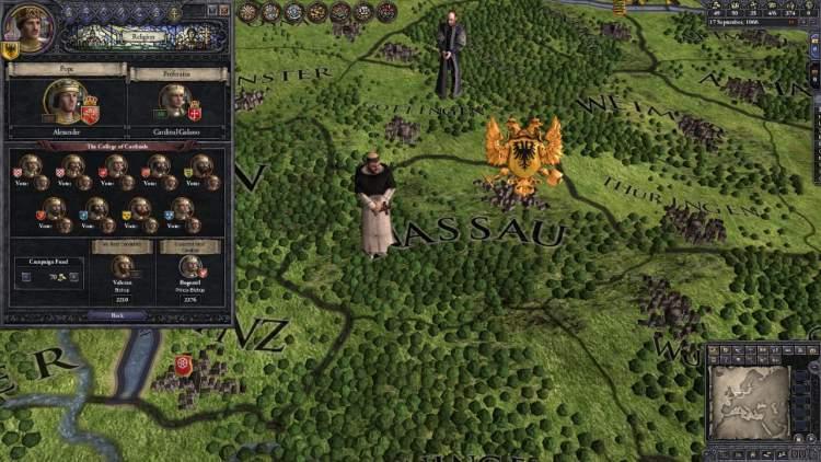 Đang miễn phí game Crusader Kings II: Sons of Abraham