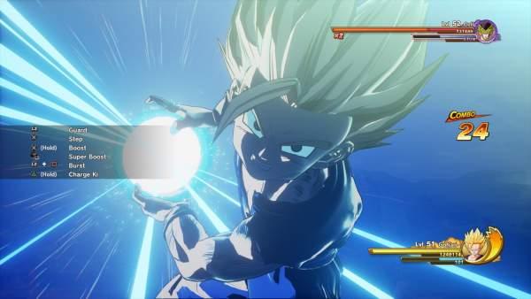 dragon ball z kakarot ps4 screenshot 1 600x338 - Đánh giá game Dragon Ball Z: Kakarot