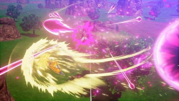 dragon ball z kakarot ps4 screenshot 2 600x338 - Đánh giá game Dragon Ball Z: Kakarot