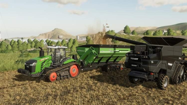 Đang miễn phí game mô phỏng Farming Simulator 19