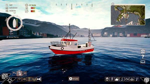 fishing barents sea complete edition switch screenshot 1 600x338 - Đánh giá game Fishing: Barents Sea Complete Edition
