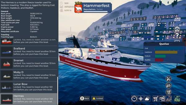 fishing barents sea complete edition switch screenshot 3 600x338 - Đánh giá game Fishing: Barents Sea Complete Edition