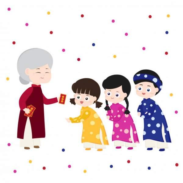 happy lunar new year 2020 6 600x600 - Chia sẻ hình nền Tết Canh Tý 2020 dễ thương cho desktop và điện thoại
