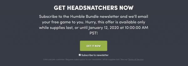 """headsnatchers free humble bundle 2 600x211 - Đang miễn phí game""""dìm bạn bè"""" Headsnatchers vô cùng vui nhộn"""