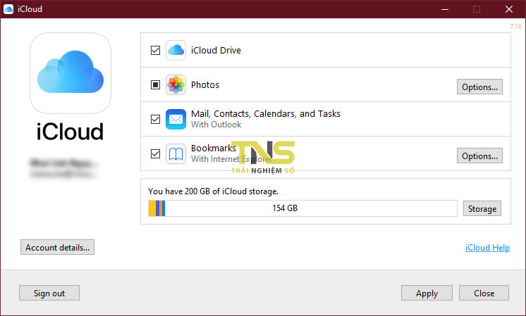 iCloud for Windows: hay nhưng ít ai biết 3