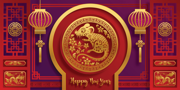 lunar new year 2020 wallpaper 4 600x300 - Chia sẻ hình nền Tết Canh Tý 2020 dễ thương cho desktop và điện thoại