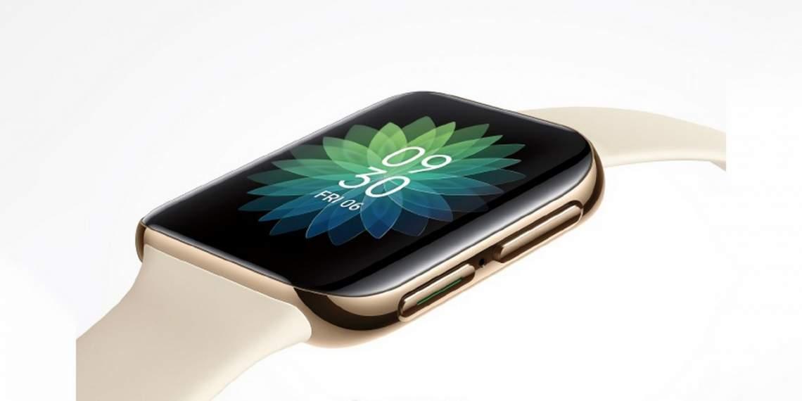 Đồng hồ sắp ra mắt của OPPO sẽ có thiết kế vuông
