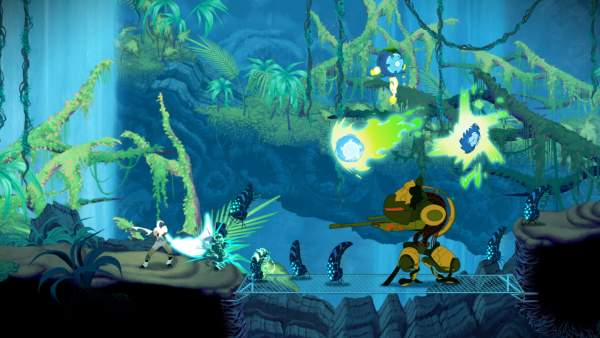 sundered eldritch edition pc screenshot 1 600x338 - Đánh giá game Sundered: Eldritch Edition