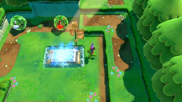 yooka laylee and the impossible lair switch screenshot 1 600x338 - Đánh giá game Yooka-Laylee and the Impossible Lair