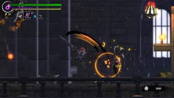 3000th duel switch screenshot 1 600x338 - Đánh giá game 3000th Duel