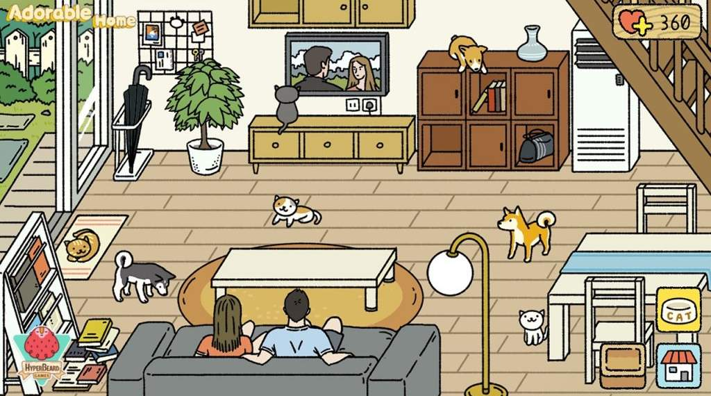 Adorable Home: tựa game mobile đang gây sốt