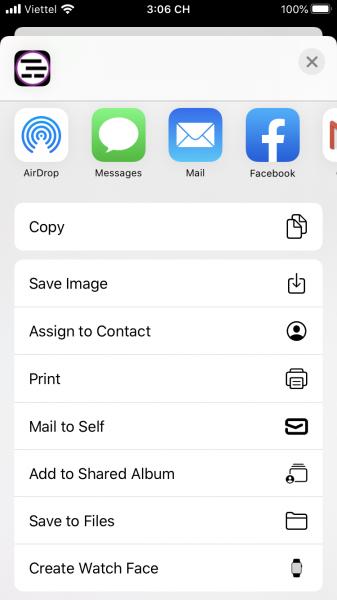 Cách làm mờ thông tin trên ảnh nhanh nhất trên iPhone 4