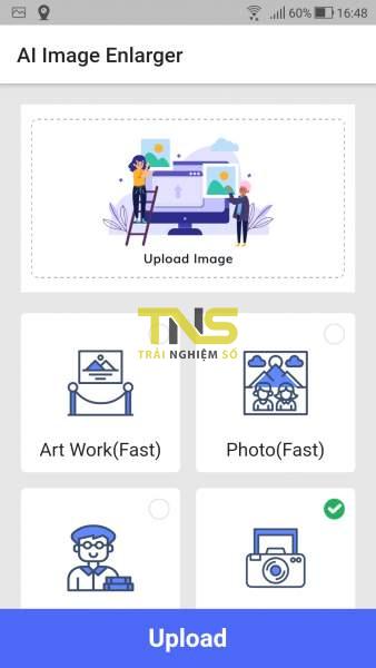 Screenshot 20200211 164820 338x600 - Cách dùng AI phóng to ảnh không bị vỡ hạt