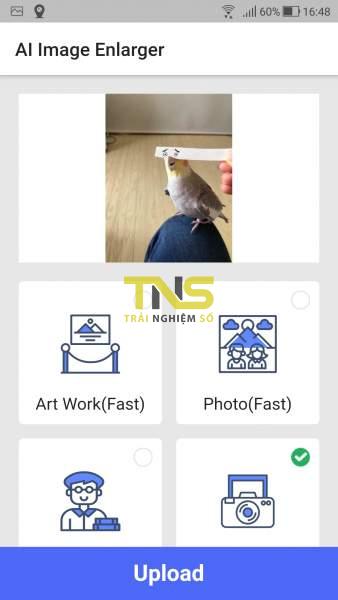 Screenshot 20200211 164839 338x600 - Cách dùng AI phóng to ảnh không bị vỡ hạt