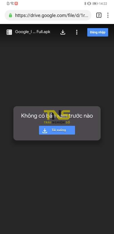 Screenshot 20200216 142204 com.huawei.browser 392x800 - Cách cài nhanh Play Store lên Huawei Mate 30 Pro