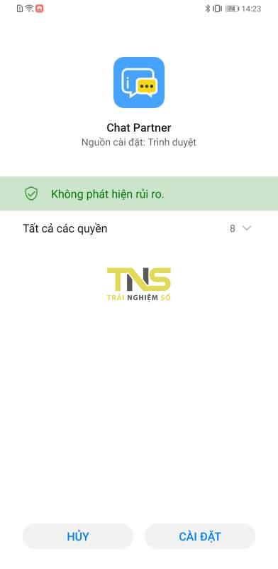 Screenshot 20200216 142322 com.android.packageinstaller 392x800 - Cách cài nhanh Play Store lên Huawei Mate 30 Pro