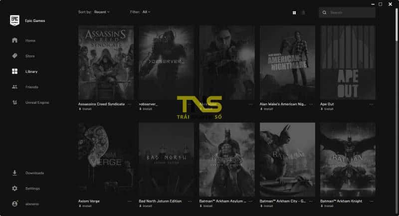 Cách cài đặt Assassin's Creed Syndicate trên Epic Games không bị lỗi 1