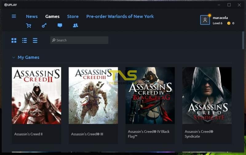 Cách cài đặt Assassin's Creed Syndicate trên Epic Games không bị lỗi 11
