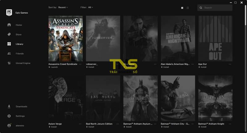 Cách cài đặt Assassin's Creed Syndicate trên Epic Games không bị lỗi 9