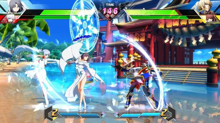 Đánh giá BlazBlue Cross Tag Battle 2.0