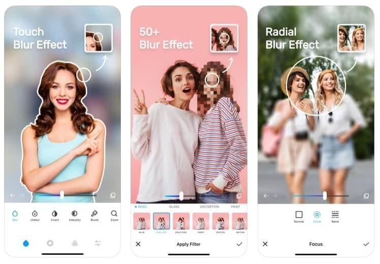 Top phần mềm che mặt ảnh hay video trên iOS và Android 4