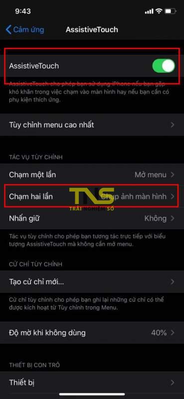 chup man hinh iphone assistivetouch 1 369x800 - Cách ít người biết để chụp ảnh màn hình iPhone