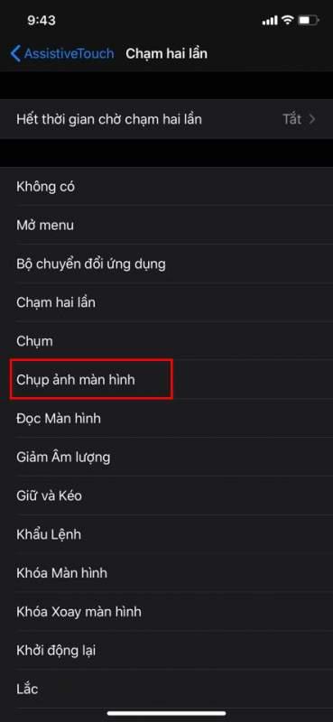 chup man hinh iphone assistivetouch 2 369x800 - Cách ít người biết để chụp ảnh màn hình iPhone