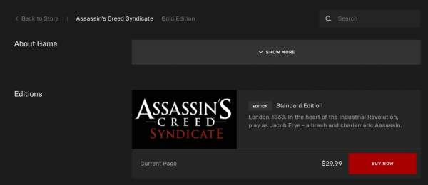 faeria assassins creed syndicate free epic games store 1 600x260 - Đang miễn phí 2 game Faeria và Assassin's Creed Syndicate rất hay