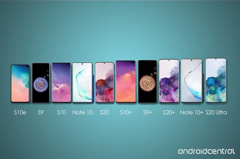 galaxy s20 series lineup height2 800x532 - 10 bí mật sự kiện Samsung Unpacked 2020 không nói bạn biết