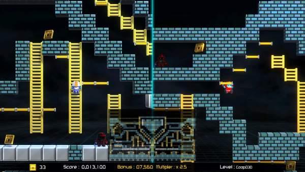 lode runner legacy screenshot 1 600x338 - Đánh giá game Lode Runner Legacy