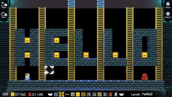 lode runner legacy screenshot 2 600x338 - Đánh giá game Lode Runner Legacy