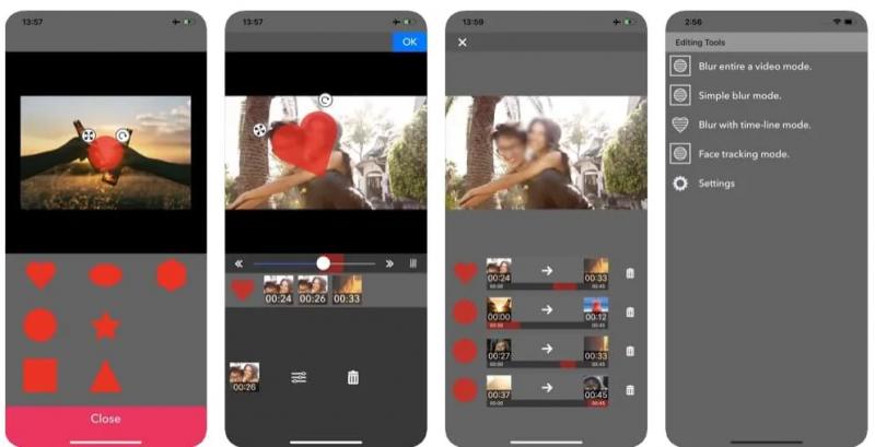 Top phần mềm che mặt ảnh hay video trên iOS và Android 3
