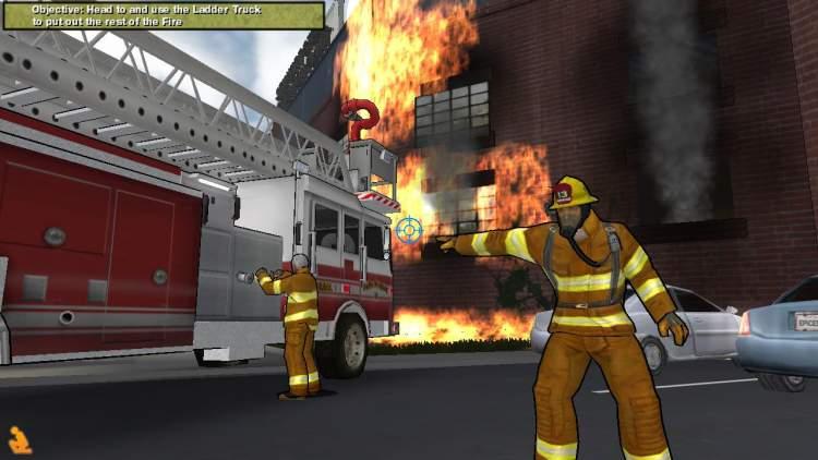 Đánh giá Real Heroes: Firefighter