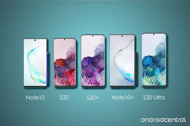 s20 series and note 10 series comparison 800x532 - 10 bí mật sự kiện Samsung Unpacked 2020 không nói bạn biết