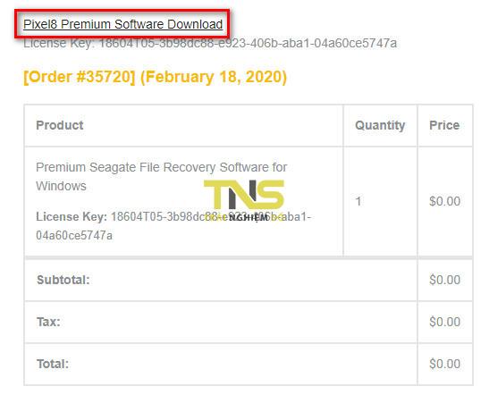 seagate recovery 4 - Đang miễn phí phần mềm khôi phục dữ liệu xịn của Seagate