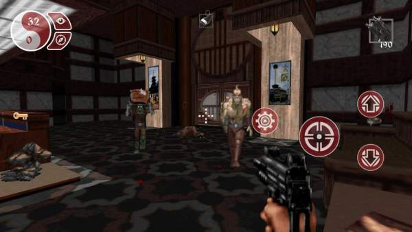 shadow warrior classic redux android screenshot 1 600x338 - Đánh giá game mobile Shadow Warrior Classic Redux