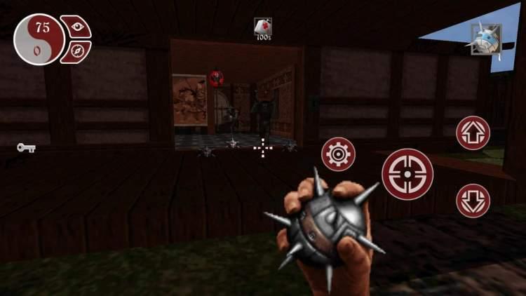 Đánh giá game mobile Shadow Warrior Classic Redux