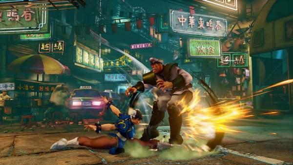 street fighter 5 champion edition ps4 screenshot 1 600x338 - Đánh giá game Street Fighter V: Champion Edition