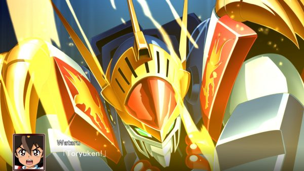 super robot wars x screenshot 1 600x338 - Đánh giá game Super Robot Wars X