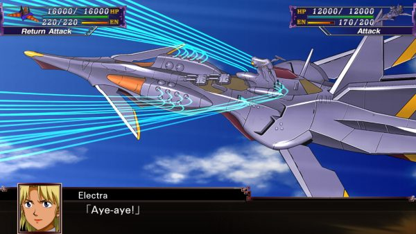 super robot wars x screenshot 2 600x338 - Đánh giá game Super Robot Wars X