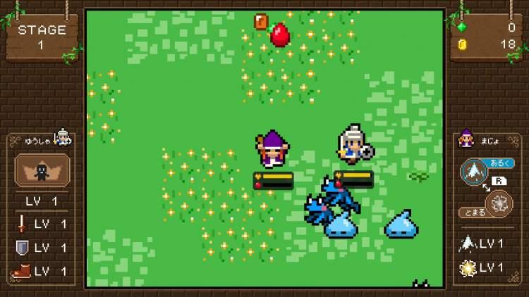 Đánh giá Witch and Hero 2