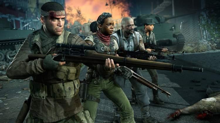 Đánh giá Zombie Army 4: Dead War