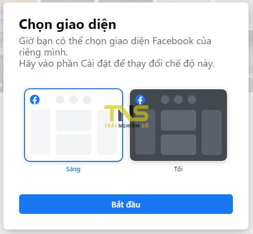 Cách tắt giao diện mới của Facebook 2