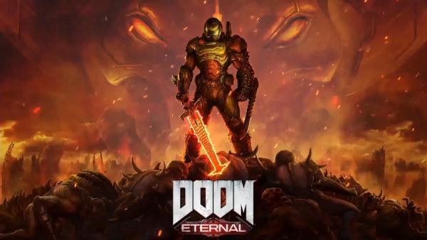 Doom Eternal 1 600x338 - Cảm nhận ban đầu Doom Eternal