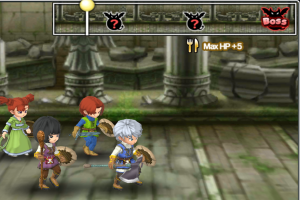 DragonQuestoftheStars Android 002 - Đánh giá game mobile Dragon Quest of the Stars