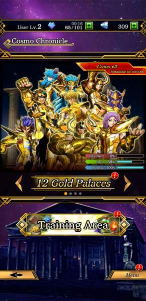 Screenshot 20200311 161155 SAINT SEIYA SSS 292x600 - Đánh giá game Saint Seiya: Shining Soldiers